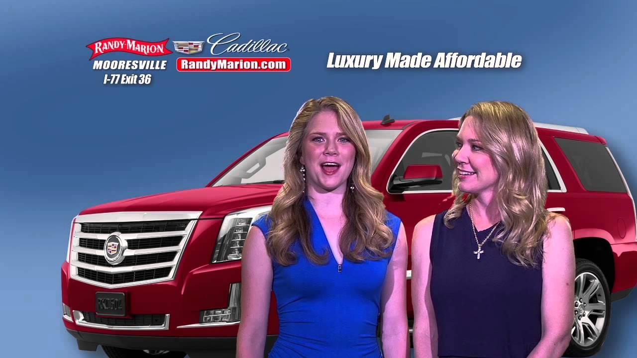 Randy Marion Cadillac May 2015 Youtube