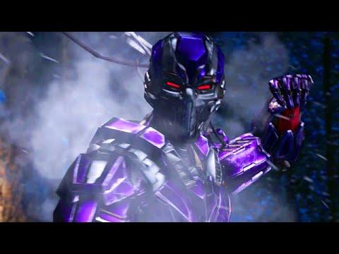 """100% DAMAGE VORTEX WITH SMOKE! - Mortal Kombat X """"Smoke"""" Gameplay (Mortal Kombat XL)"""