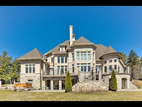 Grand Harmonious Residence in Ontario, Canada