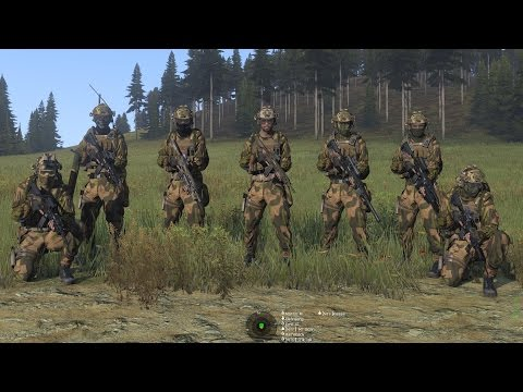 Arma III ~ Norwegian Task Force - Recruitment Teaser