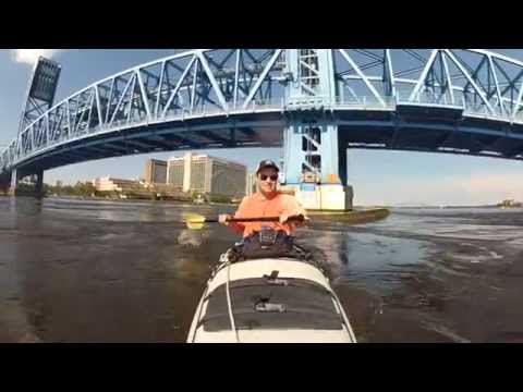 Downtown Jacksonville Kayaking- A New Perspectie