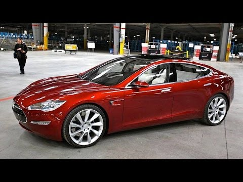 la nouvelle Tesla Model 3 la voiture electrique du futur