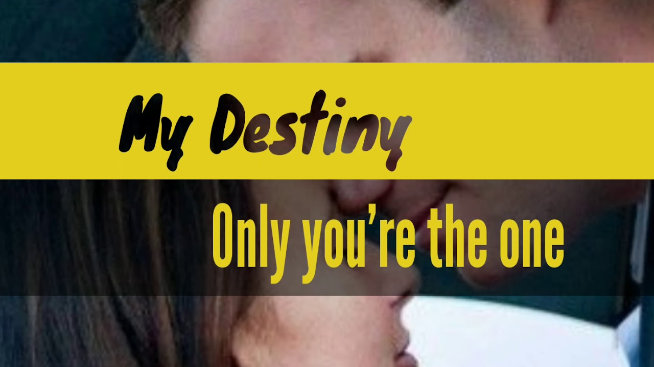 My Destiny Only Youre One Osm Whatsapp Status Youtube