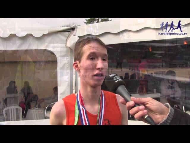 Bart van Nunen NL kampioen cross junioren