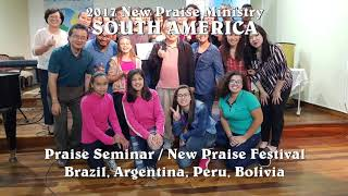 2017 New Praise Ministry Report