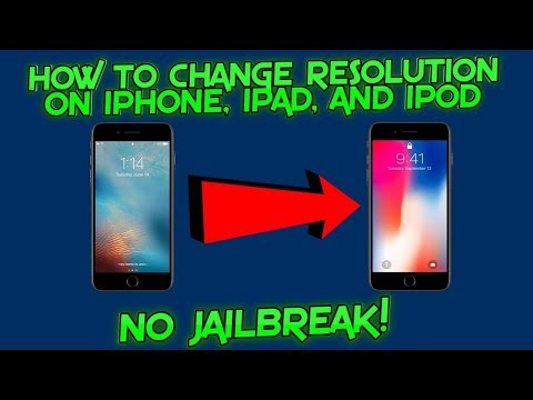 How To Change iPhone, iPad or iPod Resolution On iOS 11-11 1