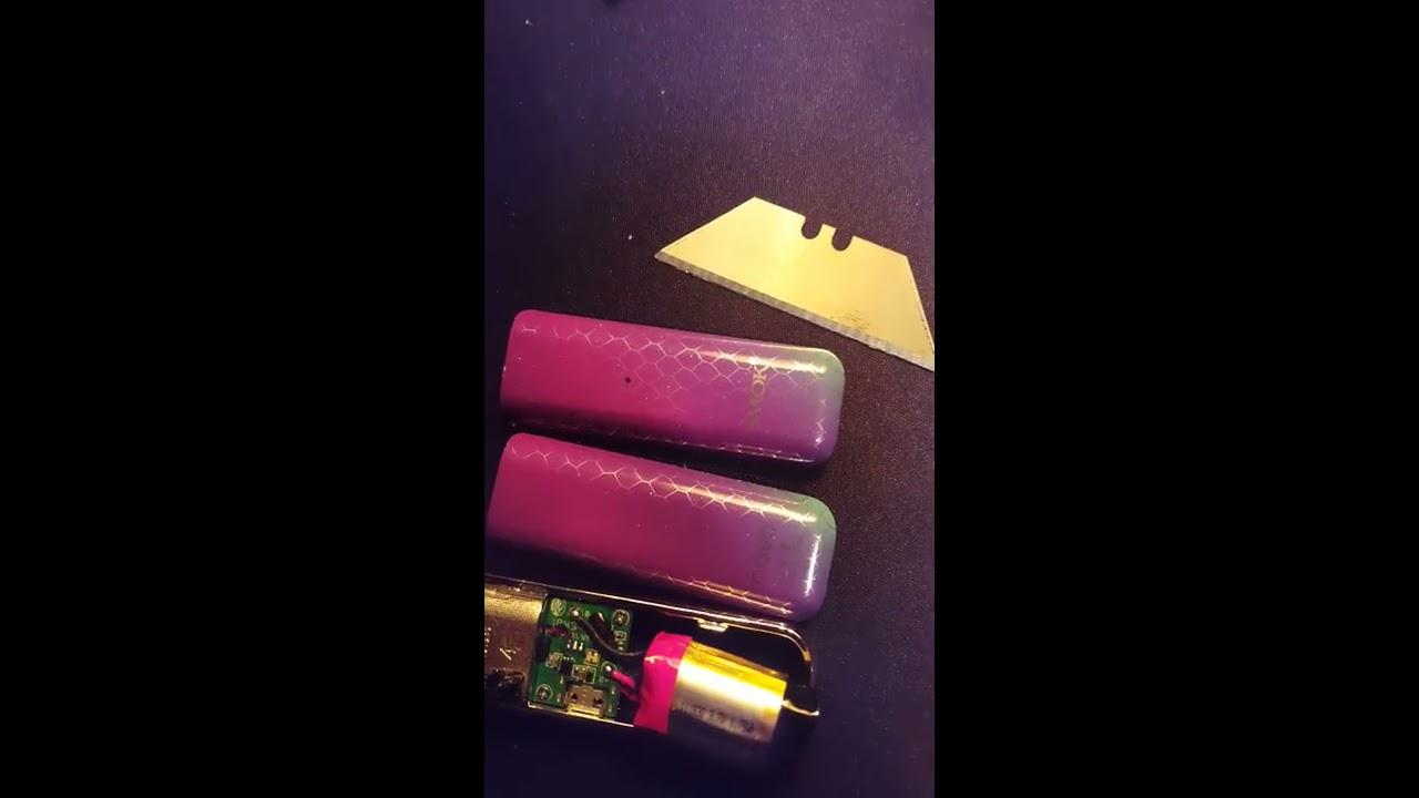 SMOK NOVO plastic and burnt taste *SOLVED* : electronic_cigarette