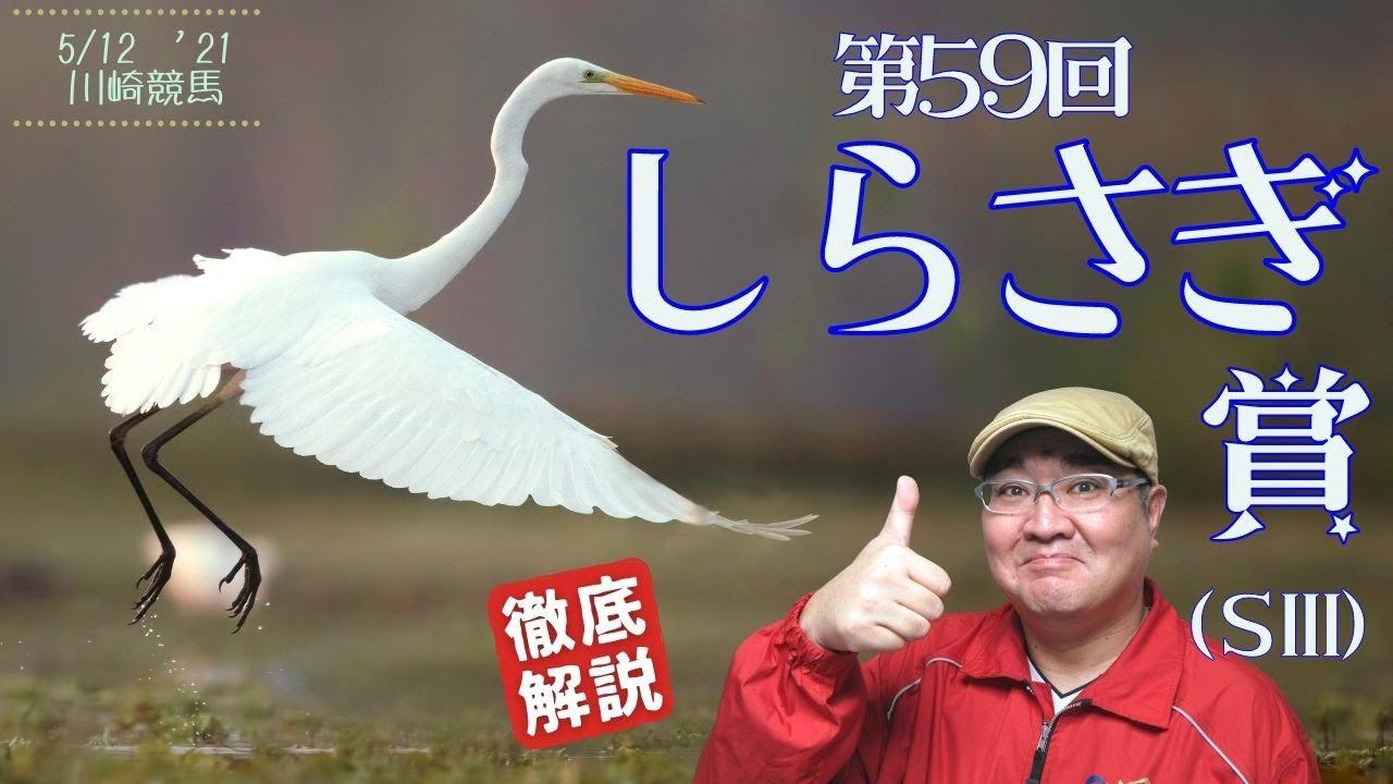 【田倉の予想】第59回 しらさぎ賞(SIII) 徹底解説!