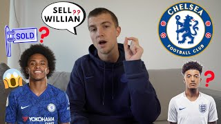 Should CHELSEA FC Sell WILLIAN?.mp3