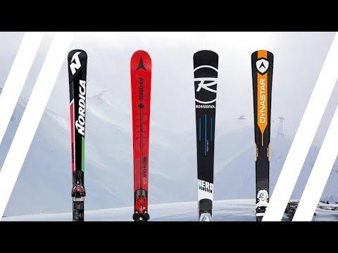 // SKITEST: RaceCarver 2018 - ATOMIC Redster G9 / NORDICA Dobermann GSR / ROSSIGNOL Hero Master M21