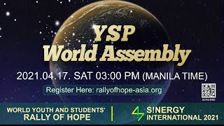 YSP World Assembly EN