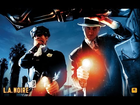 """(2011) L.A Noire: """"Upon Reflection"""" in 4K UHD Ultra Mode On PC With TriDef® 3D"""