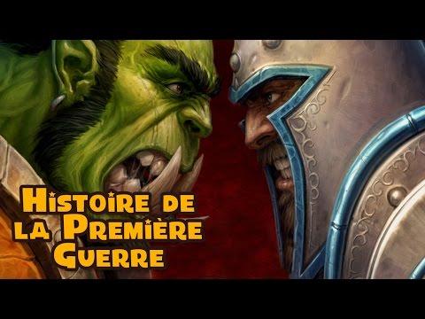 Histoire de la Première Guerre Warcraft Orcs et Humains streaming vf