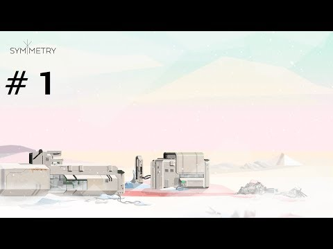 [Indie] SYMMETRY: #1 - Review (post-apocalyptic polar survival, repair the ship quickly)