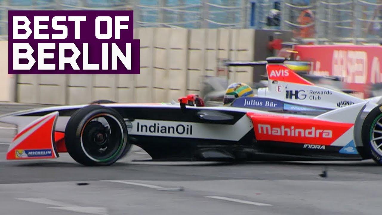 Formula E Berlin Tickets