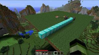 Minecraft : Piston Duplication Glitch