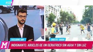 El diario de Mariana - Programa 30/01/19 - Cortes y manifestación en Boedo