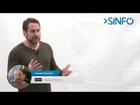 SINFO 24 - Leonard Boyarsky (Creative Director @ Obsidian Entertainment)