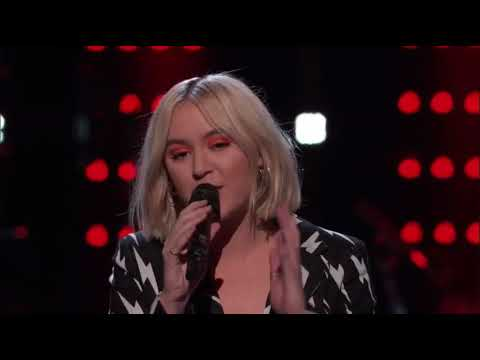 Chloe Kohanski - 'The Voice' Knockout 2017: The steal _ complete.
