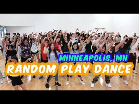 Kpop Random Play Dance in Minneapolis, Minnesota