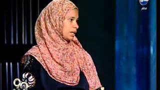"""شاهد.. زوجة ضحية أبو المطامير: الإهانة منعت زوجي من العلاج.. والدكتور """"معندوش دين"""""""