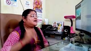 Megha Chaaye Aandhi Raat Karaoke track
