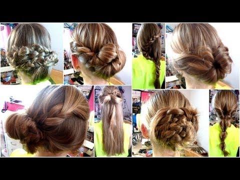 Schöne Einfache Frisuren Youtube