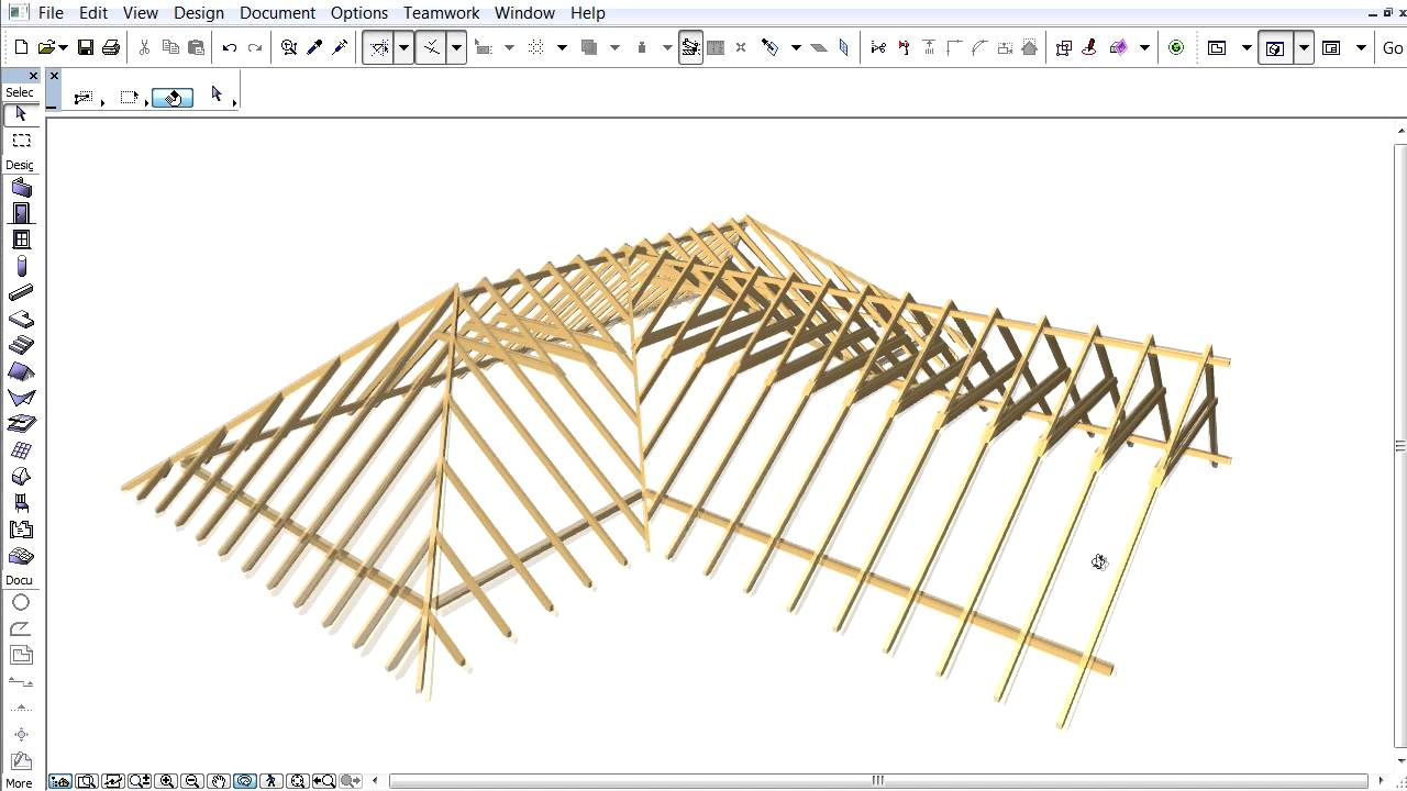 Archicad Roofmaker Interface Enhancements Youtube