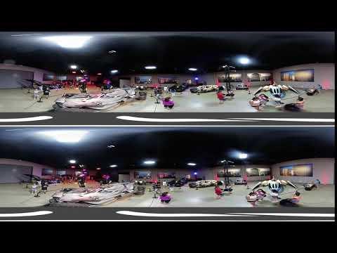 Warner Brothers Studio Tour Hollywood – Part 1 (3D 360 VR)