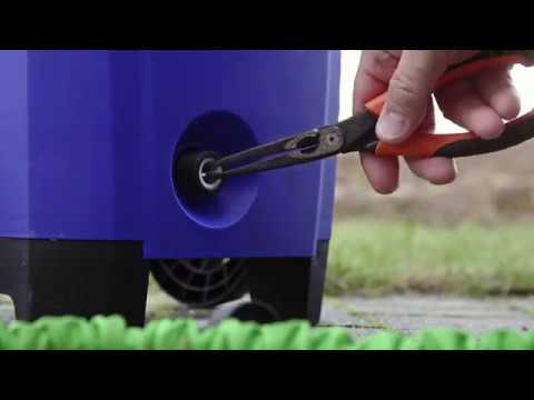 How To Clean The Water Inlet Filter