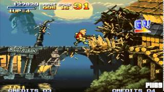Metal Slug PC Gameplay (HD)
