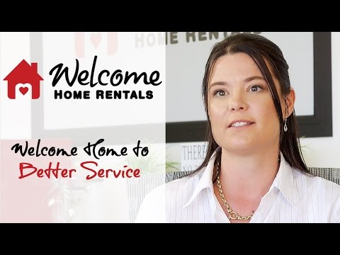 Welcome Home Rentals | Gympie Property Managers | Welcome Home to Better Service