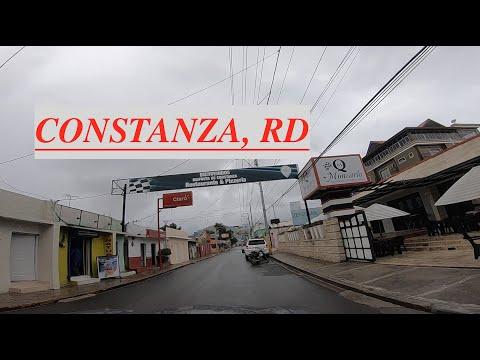 CONSTANZA, RD  (Ciudad y sus Calles) Video 2/3