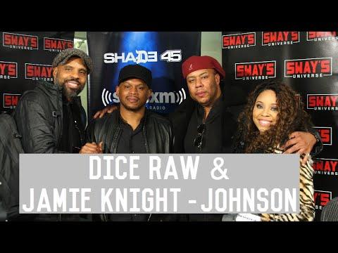 "Dice Raw & Jamie Knight-Johnson Talk Henry ""Box"" Brown Hip Hop Musical"