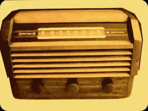 JFK Assassination First Radio Broadcast (ABC Radio) With full Doris Day - Hooray for Hollywood Song