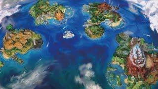 Pokemon Sun and Moon - Explore the Alola Region Trailer