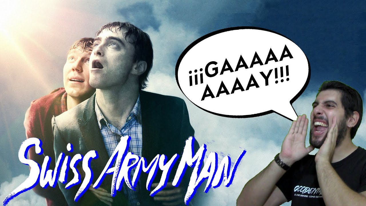 """Download Review/Crítica """"Swiss Army Man"""" (2016)"""