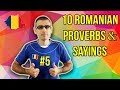 10 ROMANIAN PROVERBS AND SAYINGS #5