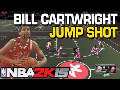 NBA2K15 Bill Cartwright Jump Shot Challenge