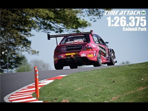 Time Attack 2018: Rd 1 Cadwell Park- Phil's Fastest lap