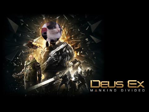 COD Veteran Plays: Deus Ex Mankind Divided |