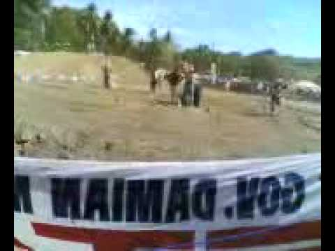 Maasin City  dungon national motocross 2010