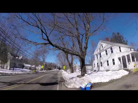 Ride from Hampton to Exeter on the First Day of Spring - New Hampshire - Seacoast Nation NH