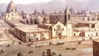 Las Puertas Ocultas de la Catedral de México