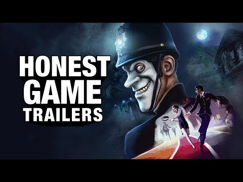 WE HAPPY FEW (Honest Game Trailers)