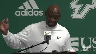 USF Football: Charlie Strong BYU Postgame Press Conference