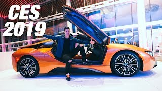 THE BEST INCOMING TECH OF 2019 - My CES EXPERIENCE!