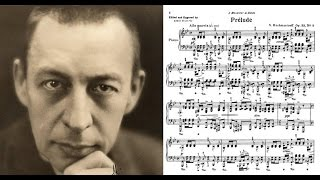 Rachmaninov plays Rachmaninov - Prelude in C Sharp Minor