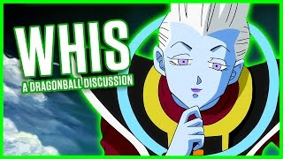 Whis | a dragonball discussion