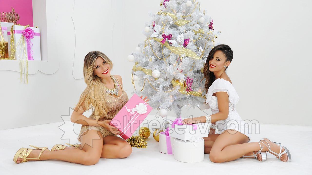 Fotos Desnudas De Lourdes Sanchez navidad mágica y sensual para lourdes sánchez y laurita